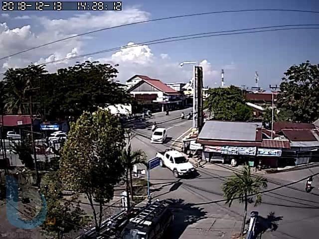 Ilustrasi. Tampak salah satu pemantauan CCTV di simpang tiga Kantor Bontang Post, Jalan Ahmad Yani. (Dok/Bontangpost.id)