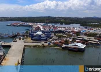 Kampung Selambai di Loktuan.(DOK/BONTANG POST)