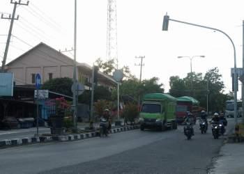 Lokasi kecelakaan yang merenggut 3 korban jiwa. (Dok/KP)