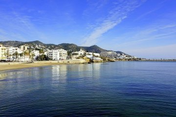 SITGES (SPAIN):  HOTEL 4* (1 NIGHT)  FOR  13 EUROS  P/P