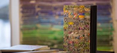 Annele Slišāne – projekts #100dečiLatvijai. Izstuodis i gruomota