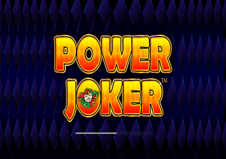 Power Joker – moćni džoker donosi vam sreću!