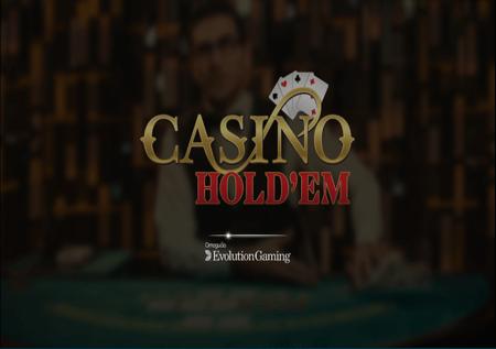 Casino Hold'em – na korak od dobitka iz snova!