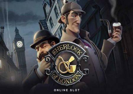 Sherlock of London – uzbudljiva detektivska priča!