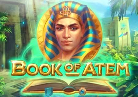Book of Atem – neka te ogrije Sunce Egipta!