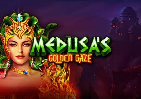 Medusa's Golden Gaze – No eye contact!