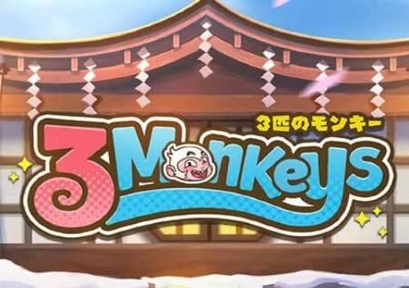 Three Monkeys – tradicija Japana pred vama