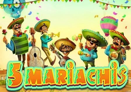 5 Mariachis – dok sviraju marijači, uzmi super džekpot!