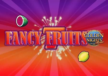 Fancy Fruits Golden Nights – malo drugačije voćkice