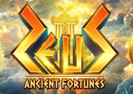 Ancient Fortunes Zeus – slot u oblacima Olimpa!