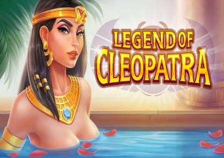 Legend of Cleopatra – osvojite bogatstvo iz snova!