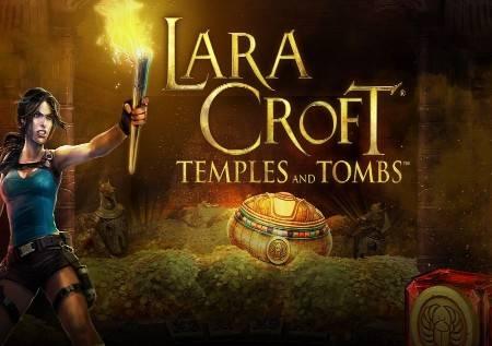 Lara Croft Temples and Tombs – zgodna i hrabra!