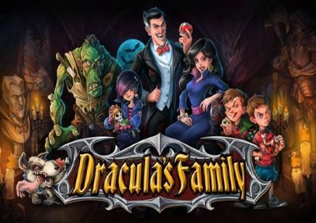 Dracula's Family – malo straha, veliki dobici!