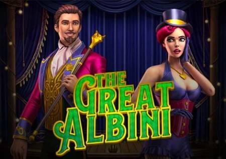 The Great Albini – svijet magije i bonusa!