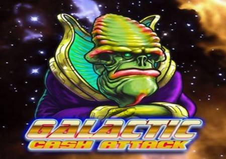Galactic Cash Attack – nova svemirsku avanturu je pred vama!