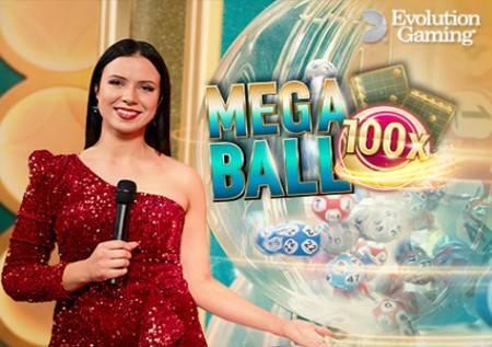 Mega Ball – diler uživo i bingo lutrije