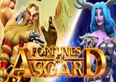 Fortunes of Asgard – nove funkcije na dohvat ruke