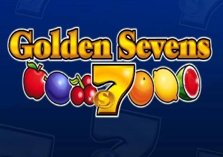 Golden Sevens – voćni klasik uz super džekpot!