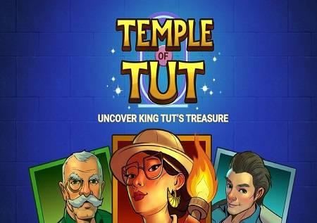 Temple Of Tut – iskušajte sreću uzmite dio blaga!