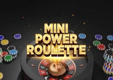 Mini Power Roulette – zabava za moćne dobitke!