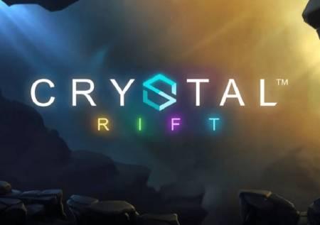 Crystal Rift – draguljima i kristalima do bonusa!