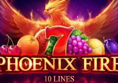 Phoenix Fire – osjetite moć vatrene ptice Feniks