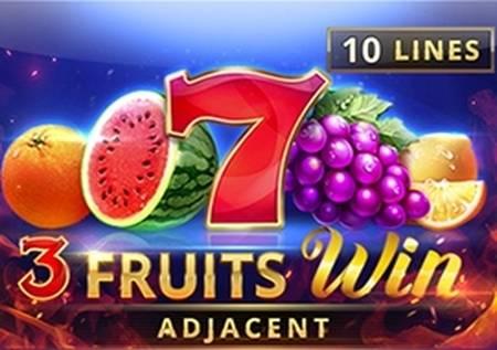 3 Fruits Win – za sreću su potrebne tri sjajne voćkice!