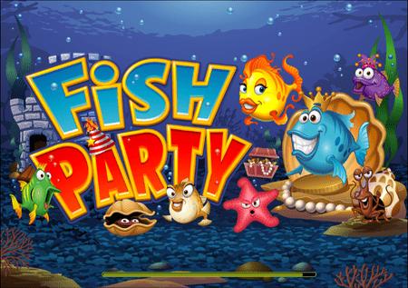 Fish party – zaplovite u vodenu avanturu!