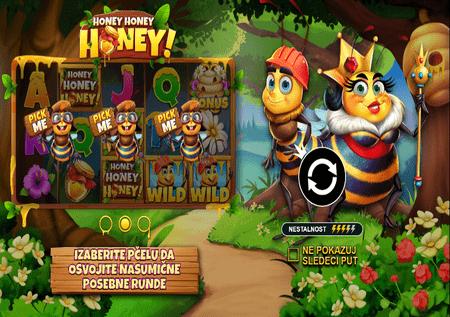 Honey Honey Honey – uskočite u crtani film!