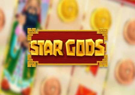 Star Gods – kineski bogovi zvijezda nagrađuju!