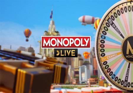 Monopoly Live – dobro poznata igra na točku sreće!