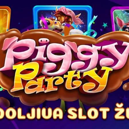 Piggy Party – donosimo vam kulinarsku žurku!