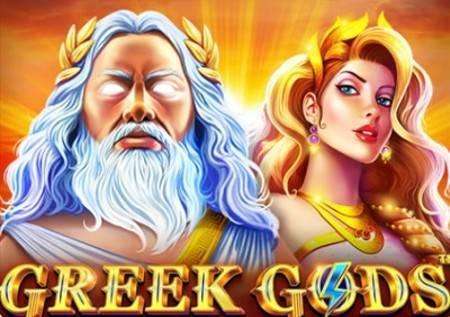 Greek Gods – bogovski dobri bonus besplatni spinovi!