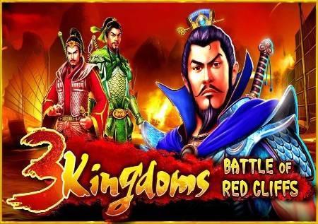3 Kingdoms Battle of Red Cliffs -drevna Azija u video slotu!