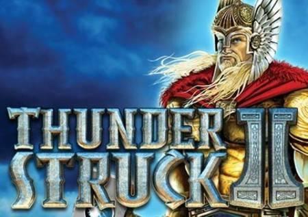 Thunderstruck 2 – donosi grmljavinu velikih dobitaka!