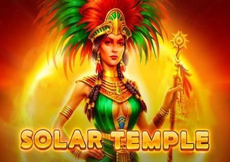 Solar Temple – božanstveni slot sa mnoštvom funkcija!
