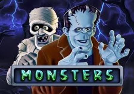 Monsters – osjetite elektricitet vrijednih džekpot dobitaka!