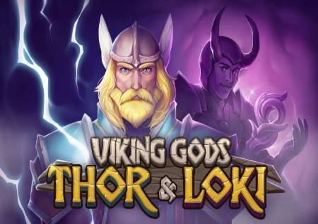 Viking Gods: Thor & Loki – velikodušni bogovi nagrađuju!