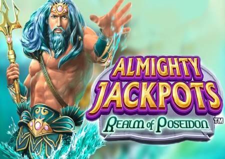 Almighty Jackpots Realm of Poseidon slot koji daje i više nego što očekujete!