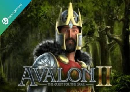 Avalon 2– pronađite Sveti gral i osvojite bogatstvo!