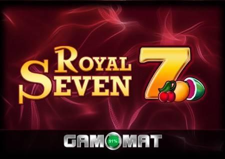 Royal Seven–slot koji će vam servirati kraljevski dobitak