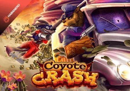 Coyote Crash–dodajte gas i zgrabite pustinjsko zlato!