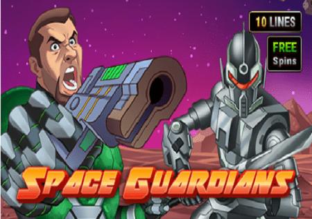 Space Guardians vas vodi u rat protiv vanzemaljaca!