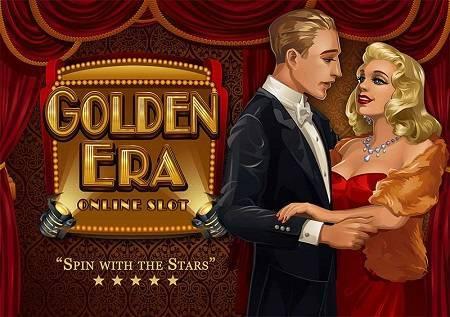 Golden Era – glamurozni slot nudi specijalne funkcije!