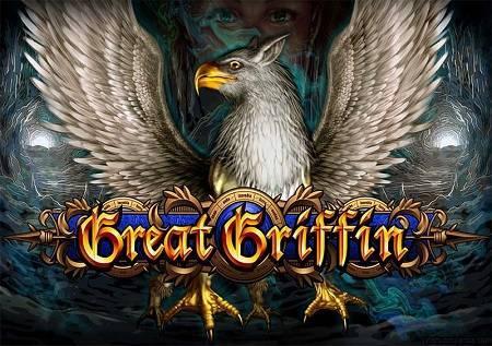Great Griffin–nevjerovatan slot u ruhu grčke mitologije