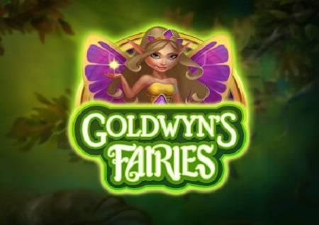 Goldwyn's Fairies – bajkovit dobitak uz tri džoker simbola!