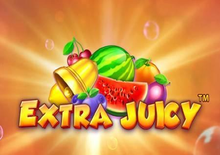 Extra Juicy – zanimljive voćkice sa sjajnim bonusima!