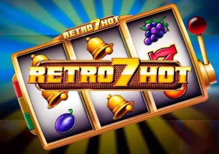 Retro 7 Hot – osjetite vrelinu visokih džekpot dobitaka!