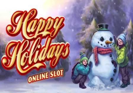 Happy Holidays– praznična atmosfera u video slotu!