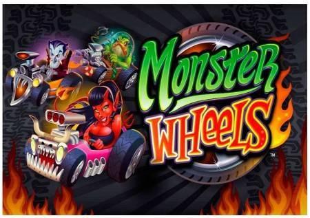 Monster Wheels– pakleno dobra video slot avantura!
